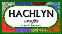 Hachlin Business card